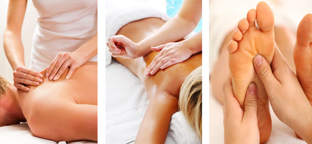 therapeutic massage will heal your pain away
