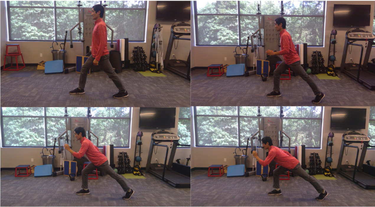 Challenging the Norm: How to Master the Lunge